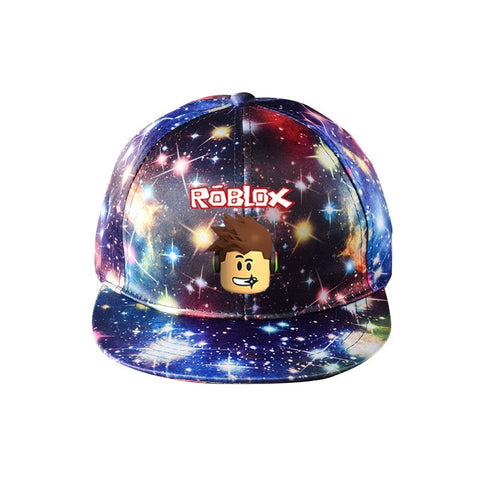 Roblox Starry Sky Cap Collection