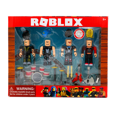 Roblox Punk Rockers Set