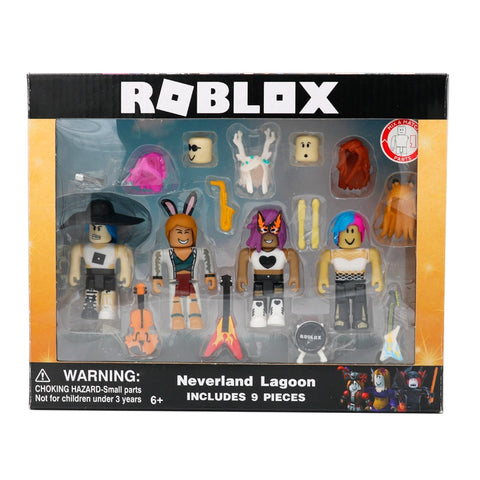 Roblox Celebrity Collection Superstars Mix & Match Set