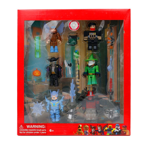 Roblox Emerald Master Series Toy Set