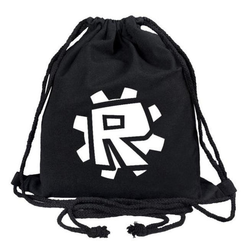 Canvas Roblox School Bag
