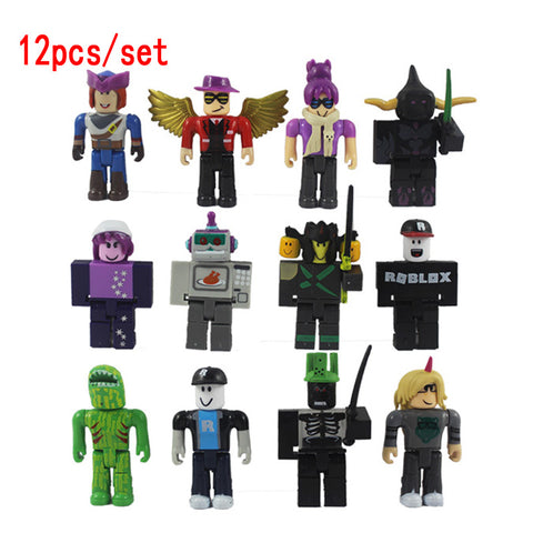 Roblox Figurine Set (no box)