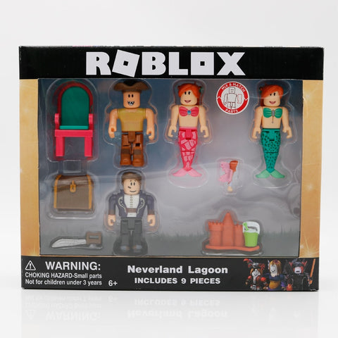 Roblox Neverland Lagoon Multipack