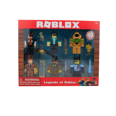 Legends of Roblox Six Figure Pack