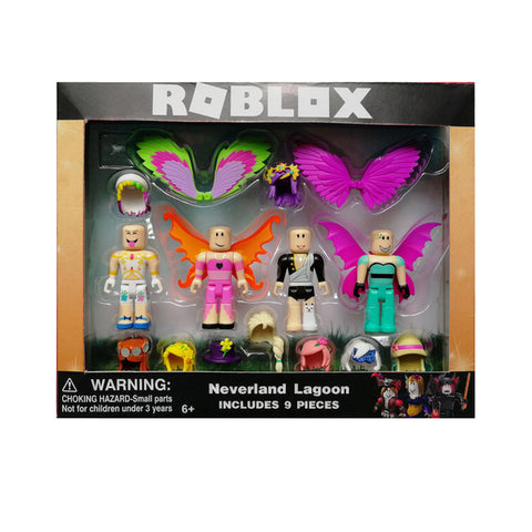 Roblox Fashion Icon Figure Pack