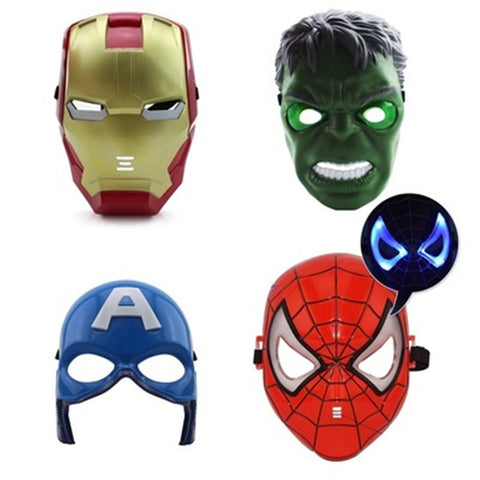Marvel Avengers LED Masks