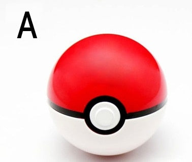 Pokeball +1 Random Action Figure Inside