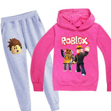 Kids Roblox Tracksuit