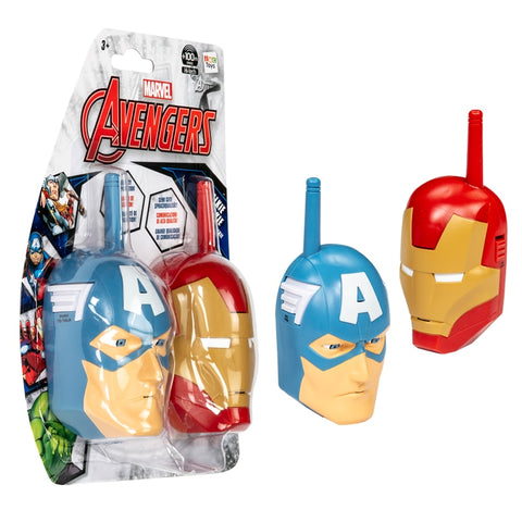 Avengers Walkie Talkie Set