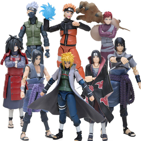 Naruto Collectible Toys