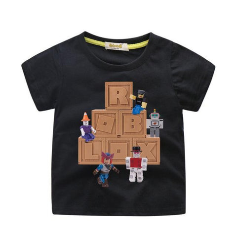 Roblox Building Blocks T-Shirt