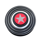 Captain America Fingertip Gyro Shield Spinner