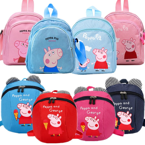 Peppa Pig Package Shoulder Backpack