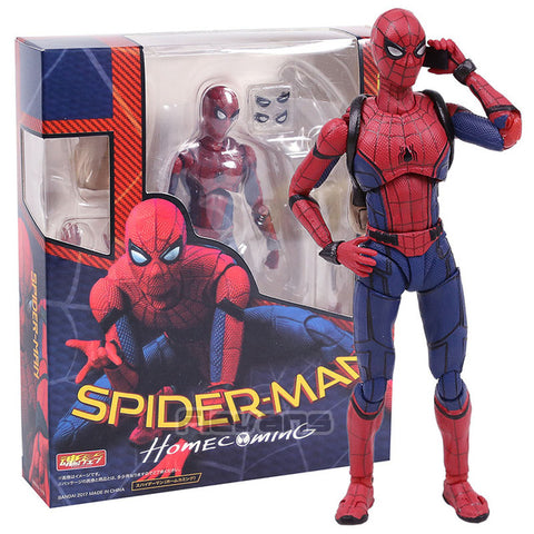 Spider Man Homecoming Action Figure (Collectible Model)