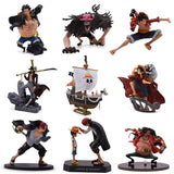 Anime One Piece Action Figure Collectible Models