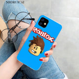 Roblox iPhone Cases