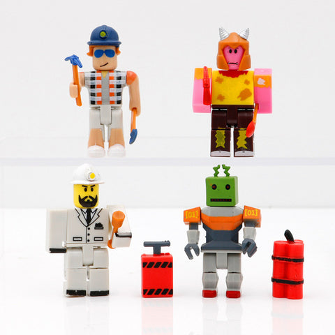 Roblox Four Piece Set