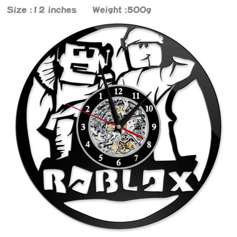 Roblox Wall Clock