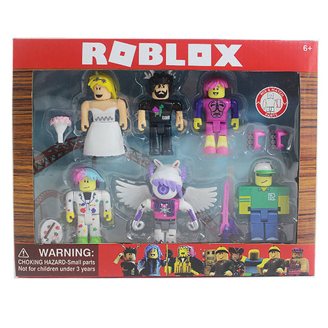 Roblox Virtual Life Mix & Match Set
