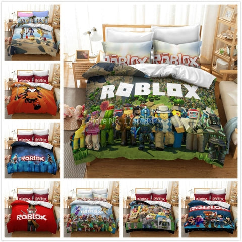 Roblox Bedding Set