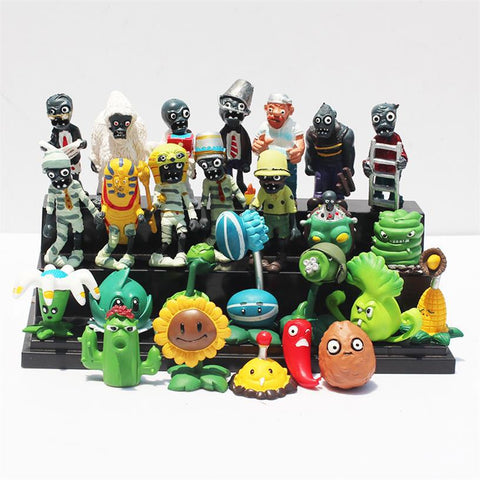 Plants vs Zombies Action Figures