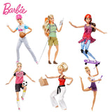 Original Barbie Athlete Dolls