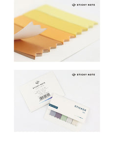 Pastel Sticky Notes By A Kawaii World