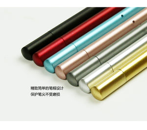 Stationery Metal Design Gel Pen By A Kawaii World