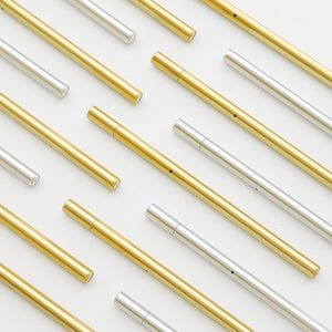 Stationery Metal Design Gel Pen