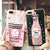 Glitter Bottle Quicksand Dynamic Phone Case