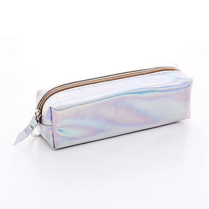 Holographic PU Leather Pencil Bag By A Kawaii World