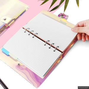 Dotted Bullet Journal Notebook Set By A Kawaii World