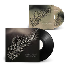 White Feather - Deluxe CD (Signed) + LP (Signed)