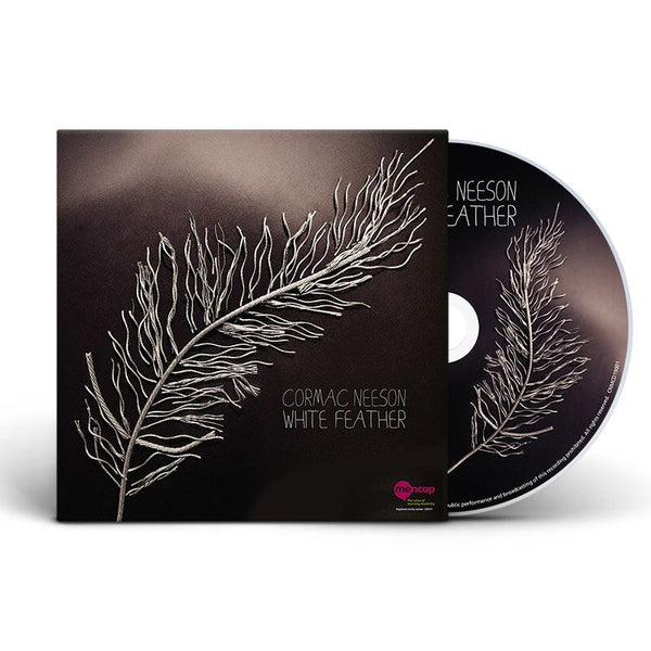 White Feather - Signed CD