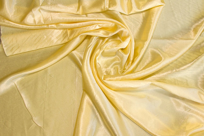 Banana Crepe Back Satin Fabric