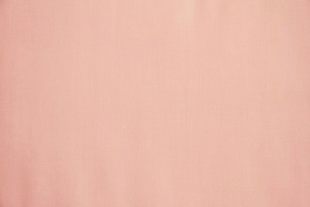 Pink 100% Cotton Carolina Broadcloth - By the Yard