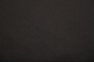 "101/102"" Black EXTRA WIDE Percale Sheeting Fabric"