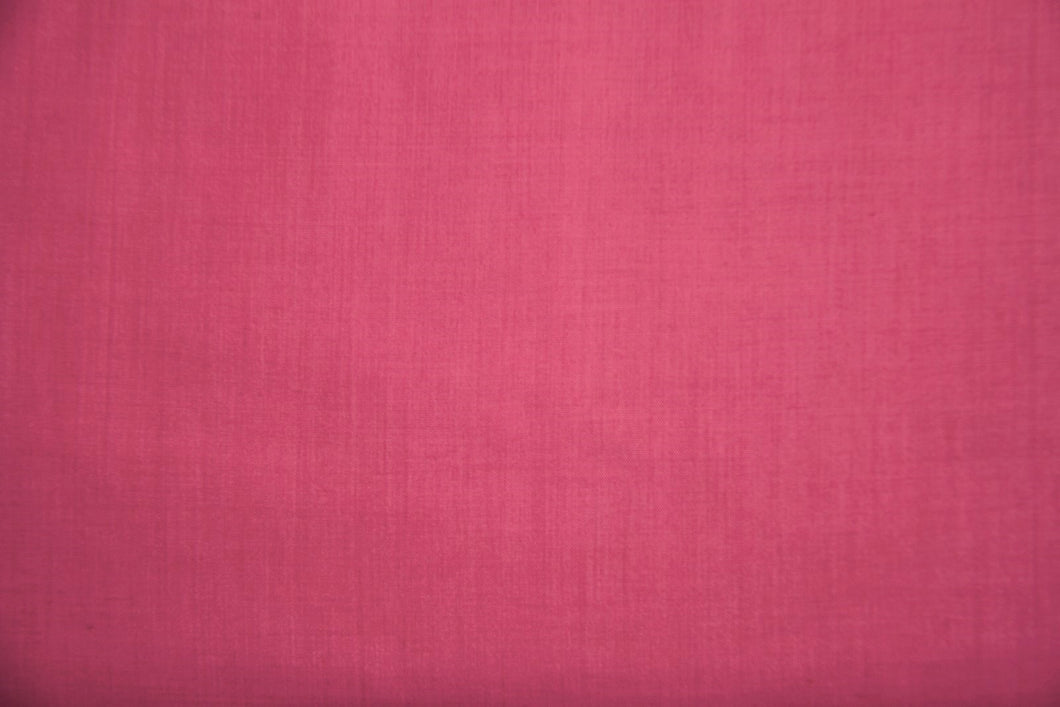 Fuchsia Polycotton Liberty Broadcloth