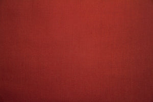 Rust Polycotton Liberty Broadcloth - WHOLESALE FABRIC - 20 Yard Bolt