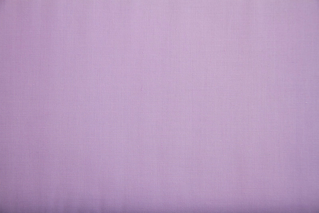 Lilac Polycotton Liberty Broadcloth