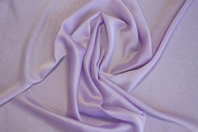 Lavender Two Tone Chiffon - WHOLESALE FABRIC - 15 Yard Bolt