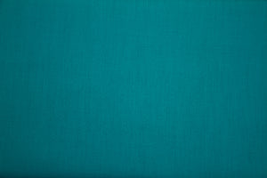 Teal Polycotton Liberty Broadcloth