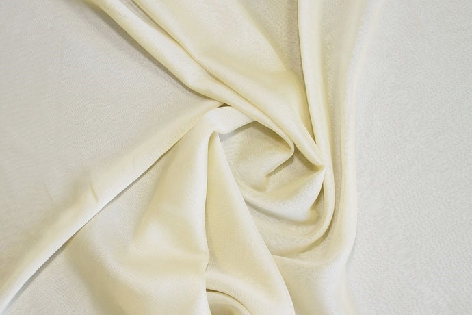 Champagne Two Tone Chiffon - WHOLESALE FABRIC - 15 Yard Bolt