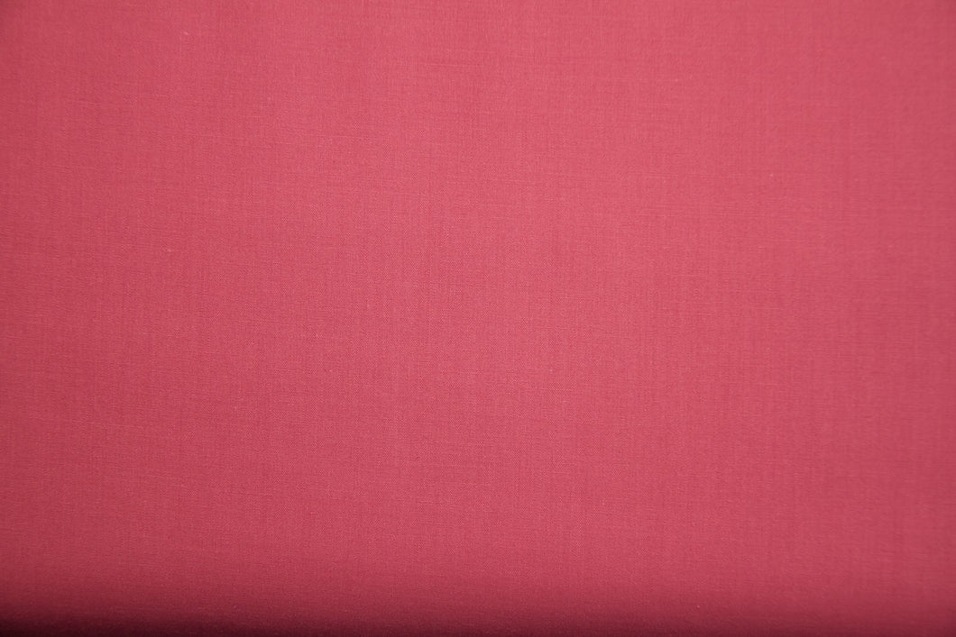 Rose Polycotton Liberty Broadcloth - WHOLESALE FABRIC - 20 Yard Bolt