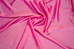 Fuchsia Two Tone Chiffon - WHOLESALE FABRIC - 15 Yard Bolt