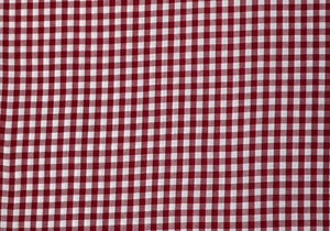 "1/4"" Berry Gingham - WHOLESALE FABRIC - 20 Yard Bolt"