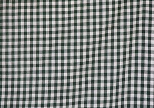 "1/4"" Hunter Gingham Fabric"