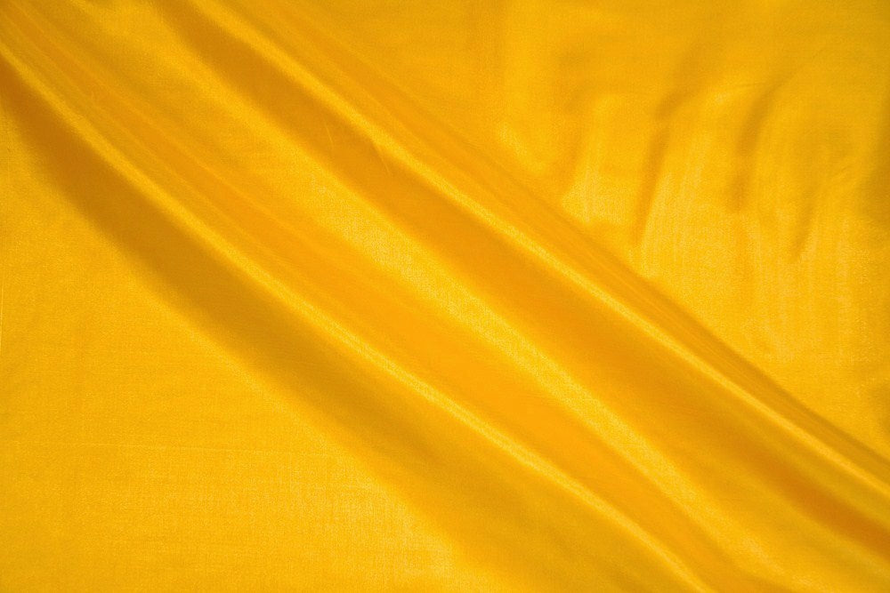 Sun Gold China Silk Lining Fabric