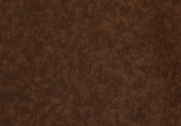 Brown 100% Cotton Blender Fabric