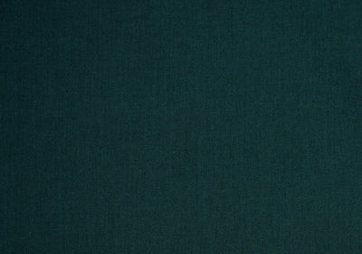 Dark Teal Polycotton Liberty Broadcloth